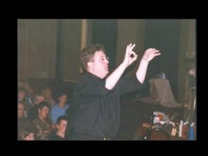 dirigent Eric Munten